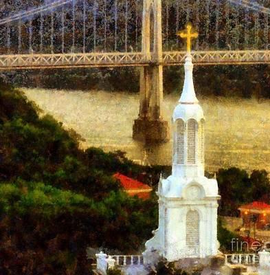 Our Lady Of Mt Carmel Art