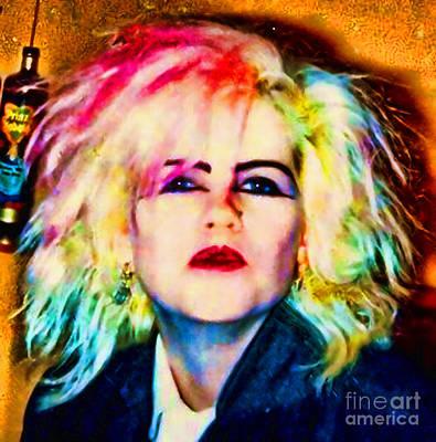 Colorfull Hair Prints