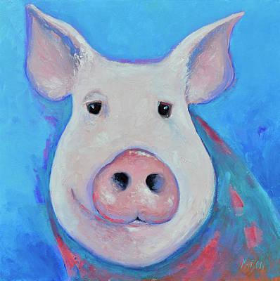 Designs Similar to Pablo Pig by Jan Matson