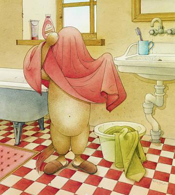 Towel Drawings