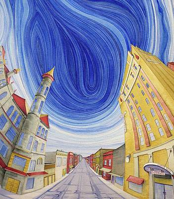 Townscape Paintings