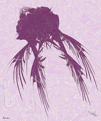 Digital Art - Adaptation by Warren Lynn