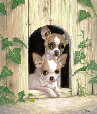 Doghouse Paintings