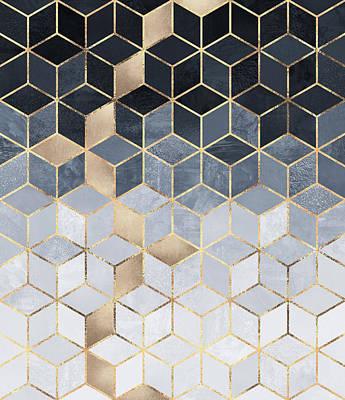 Gold Pattern Wall Art