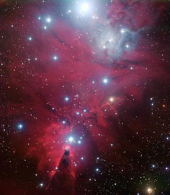 Star Cluster Paintings