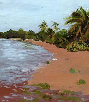 Painting - Kerala Beach by Nehal Desai
