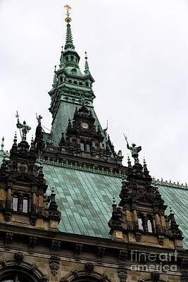 Designs Similar to Hamburg Rathaus Rising