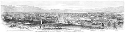 Designs Similar to Salt Lake City, 1866 by Granger