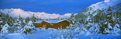 Chugach Mountains Art