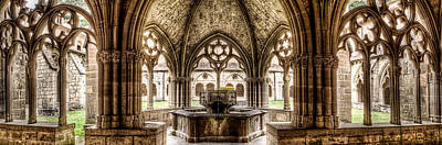 Designs Similar to Gothic Cloister Fountains
