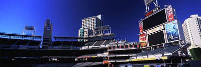 San Diego California Baseball Stadiums Photographs