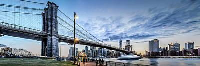 Designs Similar to Brooklyn Twilight by Az Jackson