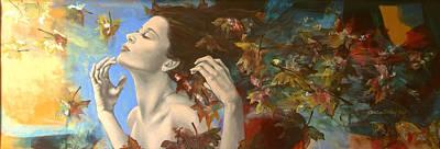Dorina Costras Art Paintings Original Artwork