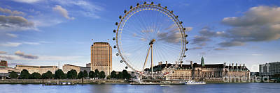 Designs Similar to The London Eye by Rod McLean