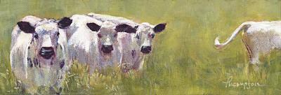 Three Cows Art