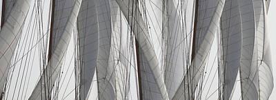 Designs Similar to Detail Of Sail Rigging