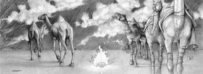 Camel Drawings