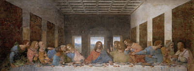 Designs Similar to The Last Supper, 1495-1498