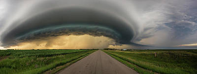Shelf Cloud Photographs
