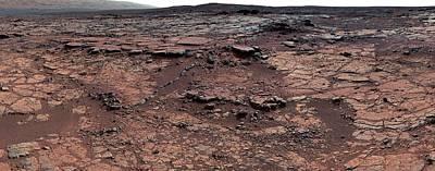 Curiosity Rover Prints