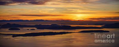 Designs Similar to San Juans Island Sunset Light