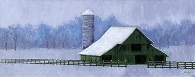 Cal Turner Jr Barn Art