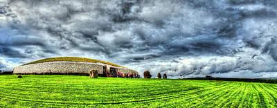 Hdr Landscape Images Of Ireland Digital Art