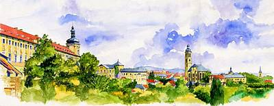 Designs Similar to Czech Country Landscape