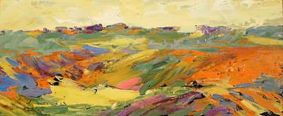 Marilyn Hurst: Spring Art