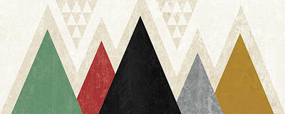 Designs Similar to Mod Triangles Panel I
