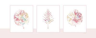Designs Similar to Pink Floral Panel
