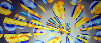 Betsy Jones: Swirl Art