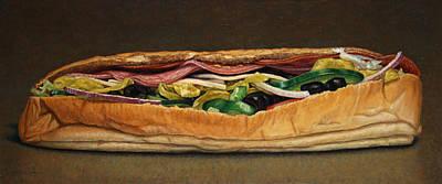 Sandwich Art Prints