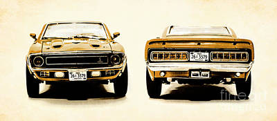 Shelby Mustang Photographs