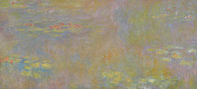 Designs Similar to Water-lilies by Claude Monet