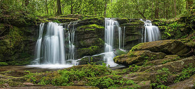 Designs Similar to Three Falls In Tremont