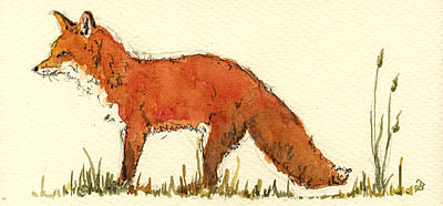 Designs Similar to Red Fox by Juan  Bosco