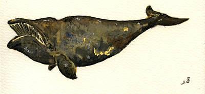 Sail Fish Original Artwork