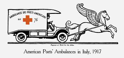 Designs Similar to Pegasus At Work For The Allies