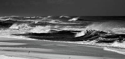 Designs Similar to Outer Banks Stormy Seas Bw