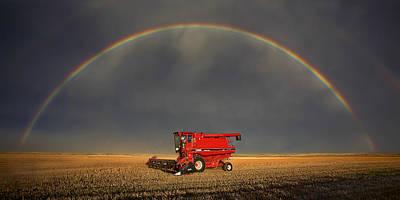 Full Rainbow Photographs