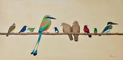 Renee Van Leeuwen Art