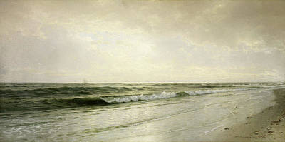 Designs Similar to Quiet Seascape, 1883