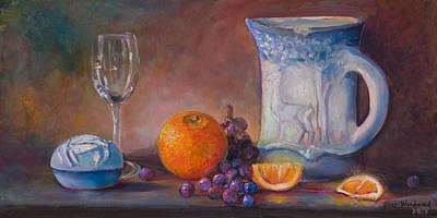 Jane Woodward: Still Life Art