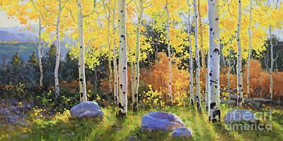 Outdoor Scene Paintings