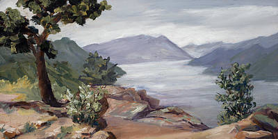 Horsetooth Paintings Prints