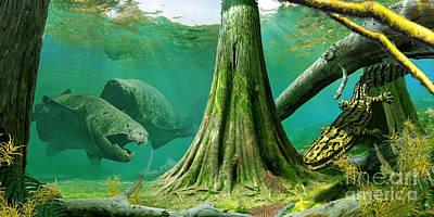 Designs Similar to Devonian Mural