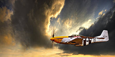 Wwii Aircraft Prints