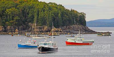 Designs Similar to Lobster Boats In Bar Harbor