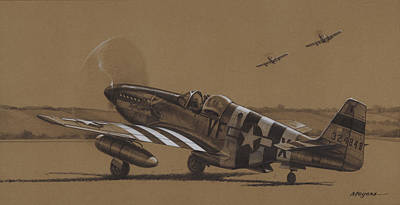 Fighter Drawings
